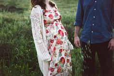 The Johnson Family- Maternity Session- Kandis Marino Photography©