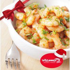 #SabíasQue El camarón contiene altos contenidos de vitamina D, esencial para unos huesos, piel y dientes fuertes.
