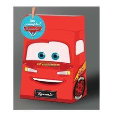 bolsitas golosineras de cars personalizadas