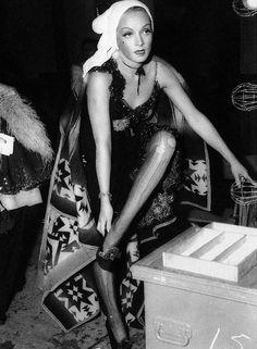 """masuhkist: """" Marlene Dietrich """""""