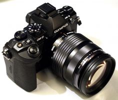 (FT5) First picture of the new 12-40mm f/2.8 Olympus MFT lens! And new pics of the E-M1. | 43 Rumors