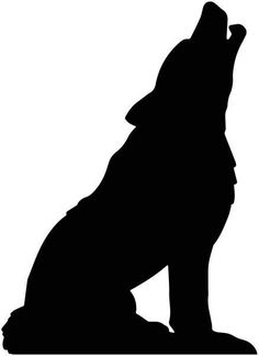 Wild Wolf Free DXF file cut ready for CNC machines and designed to be cut for plasma, laser and water jet cutters and can be scaled to any size to fit your design needs. This file is a sample selection of our Premium DXF Files. Wolf Outline, Wolf Stencil, Wolf Silhouette, Wild Wolf, Free Stencils, Bear Paws, Templates Printable Free, Barn Quilts, Rock Art