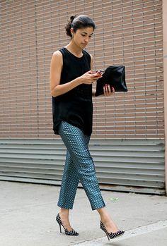 Fashion Editor Street Style: New York Fashion Week Spring 2014