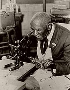 George Washington Carver (January – January was an American scientist, botanist, educator, and inventor. Black History Facts, Black History Month, George Washington Carver, African American History, Black People, Culture, Zero Waste, Inspiring People, Amazing People