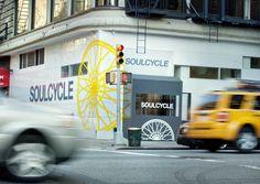 East 83rd Street Studio, Upper East Side, NYC     http://www.soul-cycle.com/soul-east/soul-east-83.cfm
