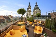 Aria Hotel Budapest has been named Best Hotel in the World 2017 in the TripAdvisor Travellers' Choice Awards