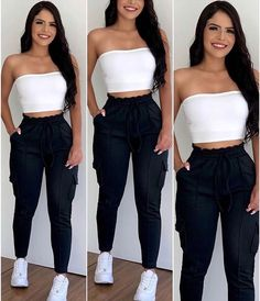 Swag Outfits For Girls, Teenage Outfits, Cute Swag Outfits, Cute Comfy Outfits, Cute Summer Outfits, Simple Outfits, Stylish Outfits, Dress Outfits, Girl Outfits