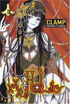 xxxHolic Volume 3 by CLAMP - Cornerstone - ISBN 10 - ISBN 13 - Kimihiro Watanuki is haunted by spirits - and the only… Anime Guys, Manga Anime, Book Review Blogs, The Exorcist, New Backgrounds, Every Day Book, Best Selling Books, Character Development, Clamp