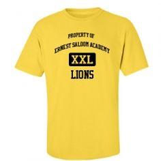 Ernest Saloom Academy - Macon, GA | Men's T-Shirts Start at $21.97