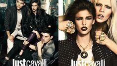 Dominant Etki: Just Cavalli 2012 Sonbahar Kış Kampanyası
