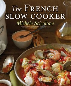 Okay, so I usually grab a few new-to-me cookbooks every few times at the library. I really enjoy looking through cookbooks and especially in order to peruse them for possible purchases or gift ideas. I have discovered some new favorites and thought I'd share them here. The first one up is The French Slow Cooker by Michele Scicolone. It's a beautifully …