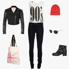 Cool and comfy is styled here in Caras basics! Try styling Cara on WiShi.me where friends style friends for upcoming events) Go directly to her closet by clicking here: http://wishi.me/CaraDelevingneUnofficial