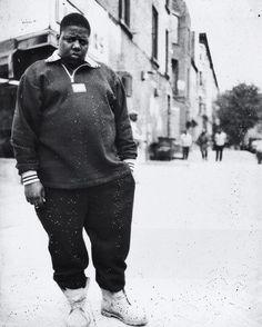 Notorious BIG #OldSchool #legends #hiphop #rap #gangsterrap #music #culture #emcees #DJs