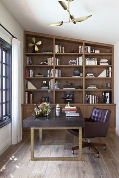 Home Office Decor Brown Simple In jsd Home Office In With Walnut Bookcase Office Midcenturymodern Contemporary Architectural Details Cottage Modern Transitional By Brown Design Group 1936 Best Unique Decor Images On Pinterest 2018