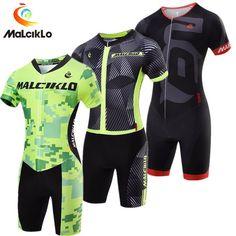 Malciklo Hot Sale Men Cycling Sets Ropa Ciclismo Pro Cycling Jerseys Bike  Clothing Jumpsuit Skinsuit Bike 6b348ca2b
