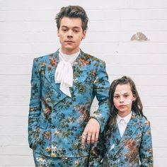 Harry Styles Dressed Kids in Gucci, and Everyone's Freaking Out via @WhoWhatWear