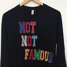 """Debatable Sweatshirt"" by Eddie Eddie by Billy Tommy - from LPM NYC  #notnotfamous"