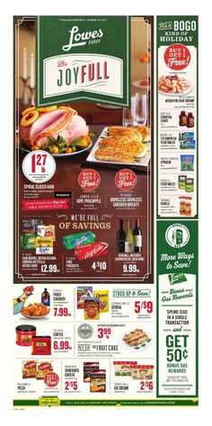 Lowes Weekly Ad December 9 - 15, 2015 - http://www.olcatalog.com/grocery/lowes-weekly-ad-circular.html