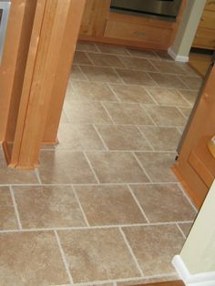 Indoor Stone Flooring Tile   Tile Flooring Installation San Antonio With Square And Brown Floors