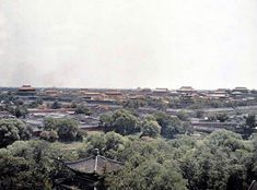 Let Us Revisit These Color Photos Of China Circa Part Of The Albert Kahn Project Albert Kahn, China Image, Ancient China, Life Photography, Beijing, Old Photos, Paris Skyline, History, World