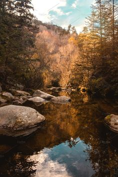 Ad: La Cumbrecita, Cordoba by Marco Catullo Foto on View of the river in autumn Landscaping Images, Nature View, Nature Photos, Around The Worlds, River, Stock Photos, Abstract, Landscapes, Outdoor