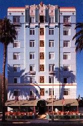 At The End Of Your Route 66 Travels Be Sure To Check Out Georgian Hotel In Santa Monica California Built 1933 And Originally Named