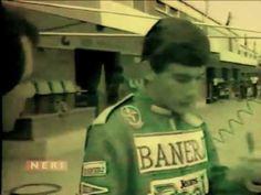 Ayrton Senna do kart a F1
