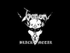Venom - Black Metal (Full Album)
