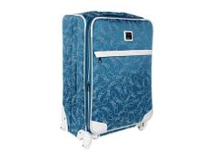 """Diane Von Furstenberg Color On The Go - 24"""" Expandable Spinner Suitcase"""