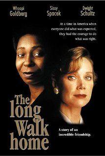 The long walk home ~ Sissy Spacek, Whoopi Goldberg