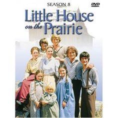 Little House on the Prairie: Season 8 Discs] [DVD], 10889 Dabbs Greer, Laura Ingalls Wilder, Popular Tv Series, Christian Movies, Cherished Memories, Long Winter, Season 8, Family History, Favorite Tv Shows