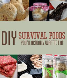Don't limit yourself to boring survival food! Try these recipes! Survival Life is the best source for survival tips, gear and off the grid living.