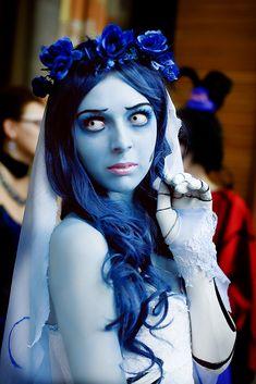 Corpse Bride Makeup Halloween