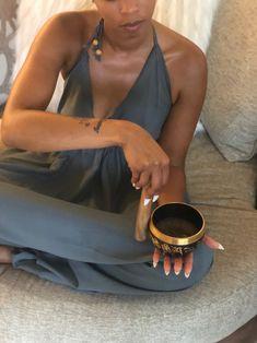 Black Girl Magic, Black Girls, Herbal Witch, Sound Healing, Black Girl Aesthetic, Yoga Meditation, Healing Meditation, Divine Feminine, Black Is Beautiful