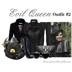 """""""Evil Queen"""" by disney-villains on Polyvore"""
