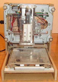 Micro CNC Plotter