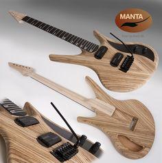 PP Guitars Manta