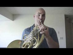 """Angry Birds on French Horn. Made. He should have said """"completely"""" instead of """"a little""""."""