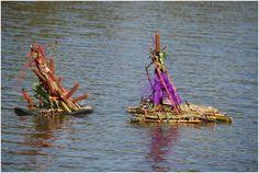 Natuur en Milieu educatie Landart (9)