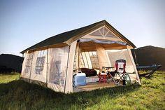 Tendas e barracas