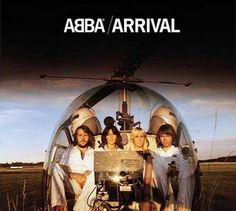 Arrival was  the fourth  album by the Swedish pop group ABBA. It came out in 1976 and contained the hits Dancing Queen, Money, Money, Money and Knowing You, Knowing Me.
