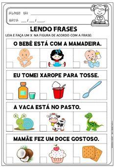 1, Kids, Reading Activities, Sight Word Activities, Autism, Young Children, Boys, Children, Boy Babies