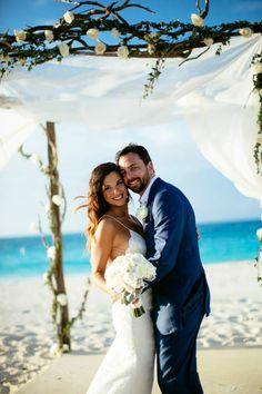 #helgaschaeferphotography #destinationwedding #beachwedding #turksandcaicos #gracebayclub #islandwedding #destination #beach #dress