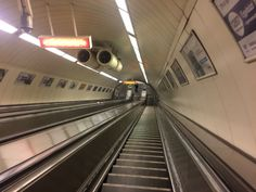 Budapest's metro (subway) by @YahDuc