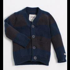 Cardi Knit Stripe