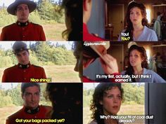 """36 Likes, 4 Comments - take a walk with me (@lizziesmountie) on Instagram: """"Throwback to when they were mean to each other aha {S1E1: Lost and Found}"""""""