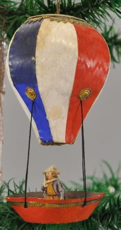 Lot # : 1384 - GERMAN DRESDEN HOT AIR BALLOON