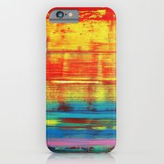 Sunny Sunset, Colorful Abstract Art iPhone Case by art-by-lang Colorful Abstract Art, Emoji, Sunnies, Iphone Cases, Pets, Yellow, Live, Community, Design
