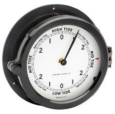 Chelsea Patriot Deck Tide Clock