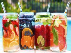 Fruitwater - Weg met de cola en de ice-tea!